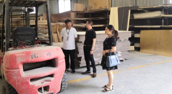 修文县市场监管局开展特种设备安全大检查工作 筑牢安全底线