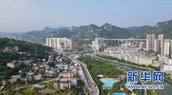 温泉赋能中国西南小城经济发展