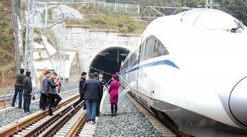 铜玉铁路现已通过初步验收和安全评估