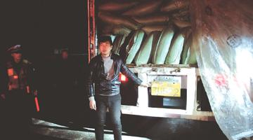 非法运输13吨烟丝 司机摊上事了