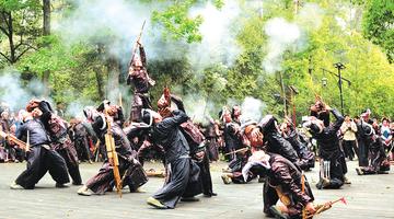 保护绿水青山 保卫传统村落