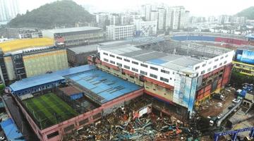 大昌隆超市正式拆除