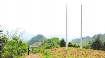大方县石丫村 村民两年挖通进寨路