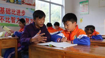 贵州福泉:他把学校办成了家
