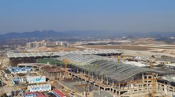 贵阳龙洞堡机场三期扩建工程6月完工