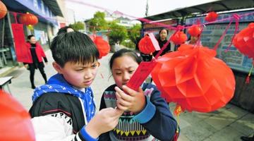 南明区:感受传统文化 喜迎元宵佳节