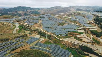 """贵州能源绿色化为""""双碳""""目标贡献力量"""