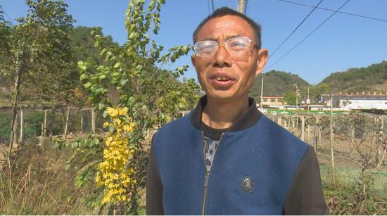 我的脱贫故事|杨忠明:不能什么都依靠国家,也要自己