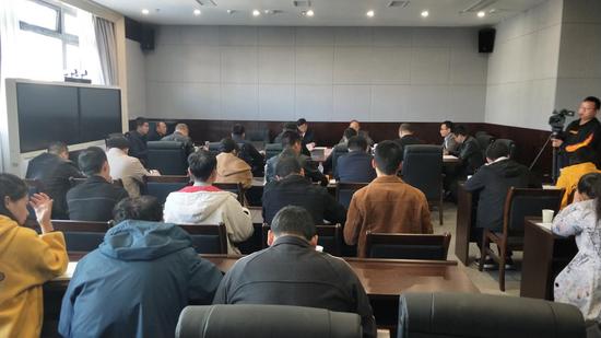 贵州省召开第一次全国自然灾害综合风险普查试点工作推进会