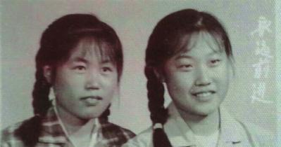 李秀珍(左)和张会杰(右)。(受访者供图)
