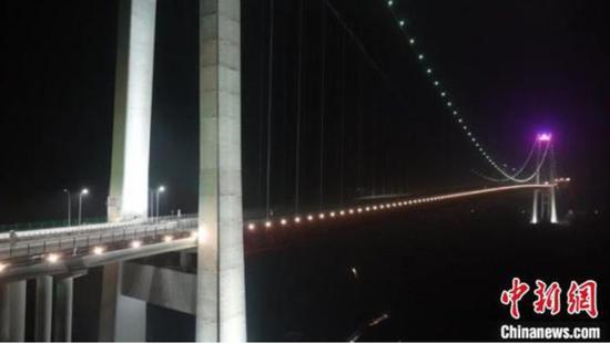 赤水河红军大桥。 钟旭娟 摄