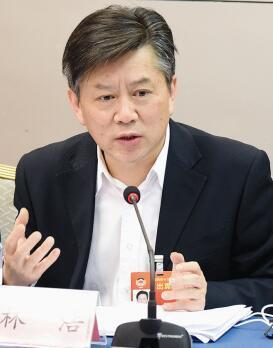 全国政协委员林浩。 贵州日报当代融媒体记者旷光彪 摄