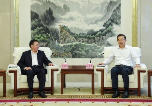 工行与贵州省政府签署战略合作协议 助推贵州产业发展