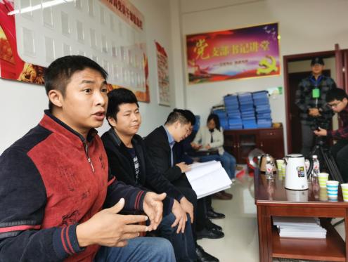 贵州省第二次污染源普查活动走进瓮安