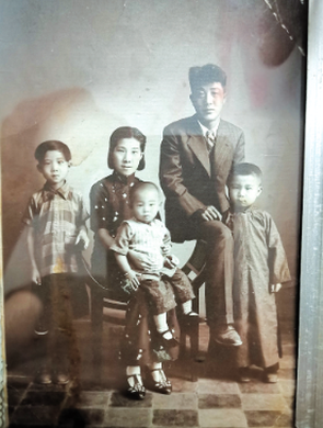 贵阳83岁老人讲述南京大屠?#22868;?#24518;