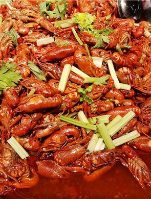 贵阳的小龙虾降价了!13-25元/斤