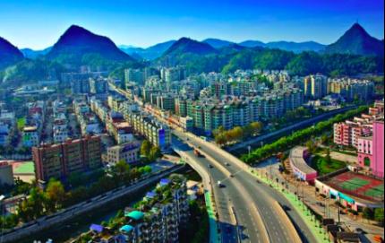 贵阳城市发展向南 经开区蝶变进行时