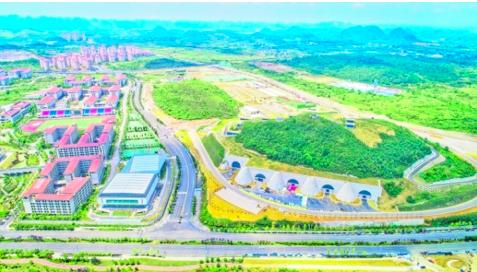 """贵州加快构建现代化基础设施体系 夯实新基建 """"燃""""起新动能"""