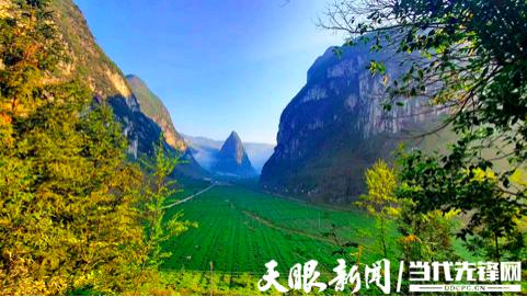 山乡巨变看磋播 ︱水城县磋播村党委书记徐祥峰