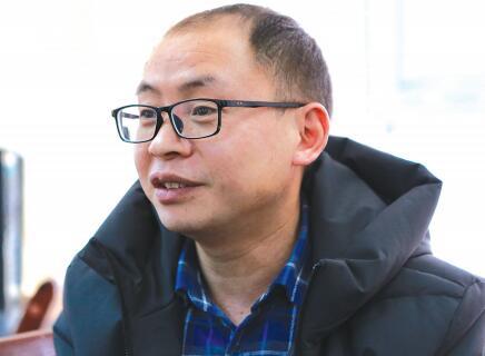 李明勇老师讲述他的经历。