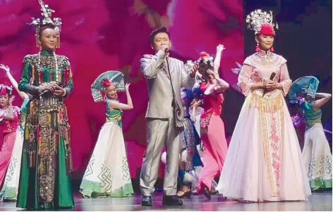 知名歌唱演员熊正宇、范丹阳等