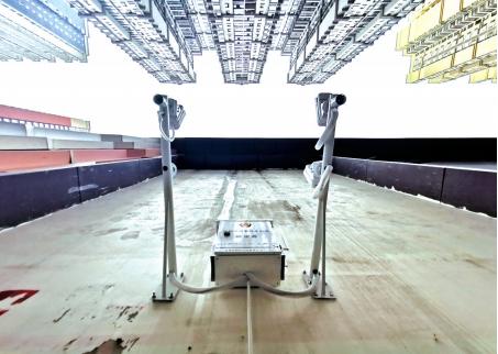 贵阳首套高空抛物监测系统投用