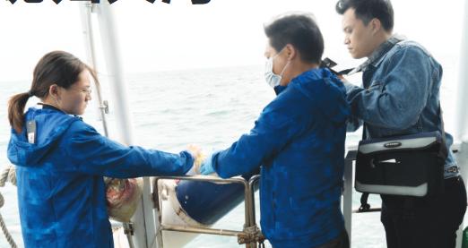 北海海葬活动上,贵州有3名逝者长眠大海