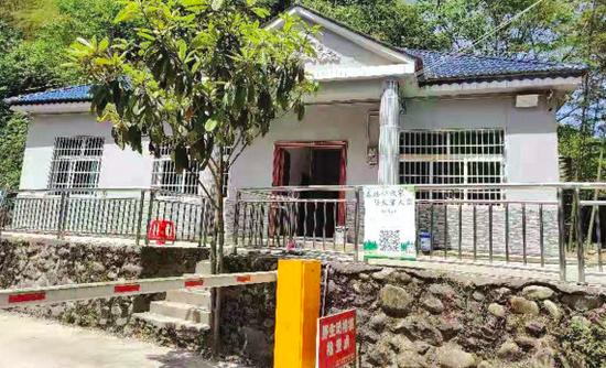 梵净山空气自动监测站