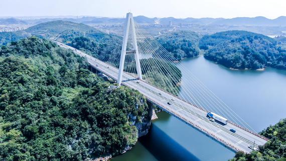 网友投稿-红枫湖大桥