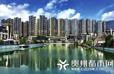 未来方舟城市综合体一景。 本报记者邱凌峰 摄