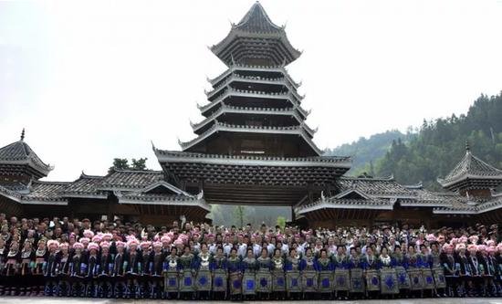 《大歌声声传千里》黎平县·肇兴侗寨