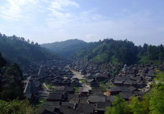 黎平县·黄岗侗寨