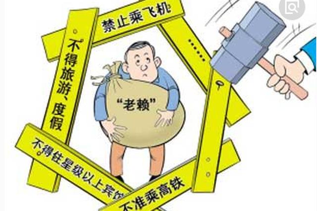 """贵阳市:300余名失信人被惩戒 失信""""云平台""""显威"""
