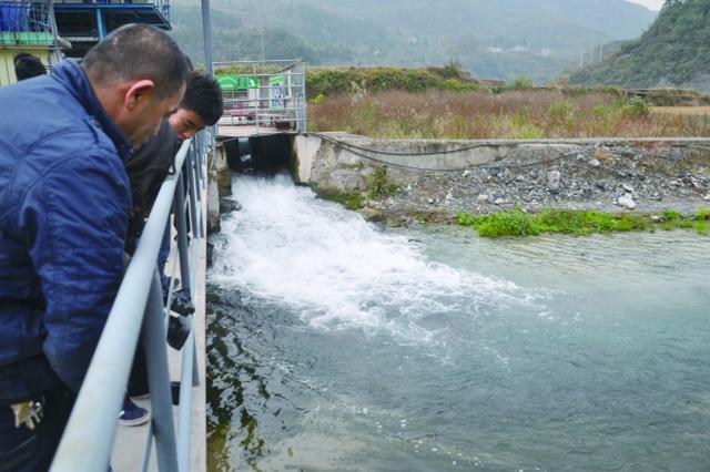 开阳县洋水河流域3年治理总磷含量下降40倍