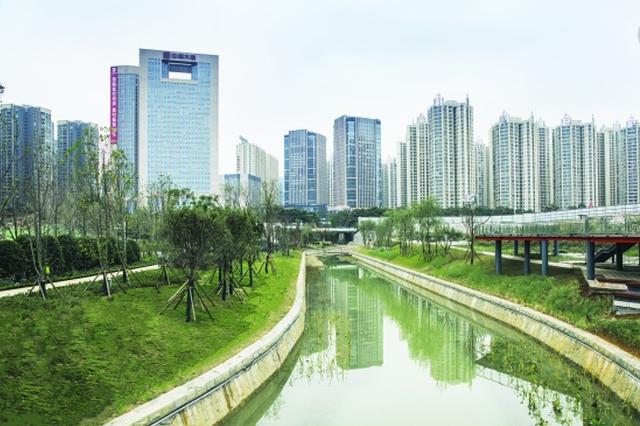 小湾河环境整治工程获评 贵州省基础设施PPP样板工程