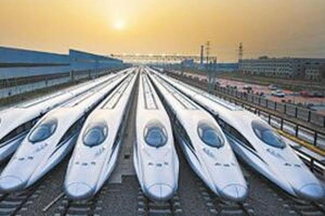 1月16日至19日 贵广高铁增开30趟动车组