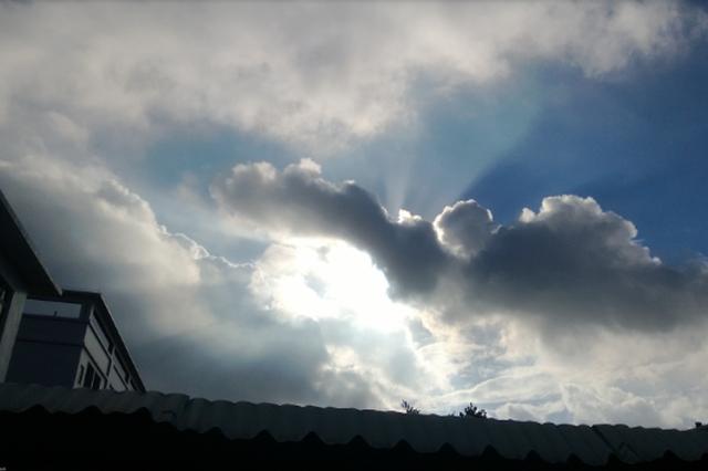 贵州大部今天开始出太阳