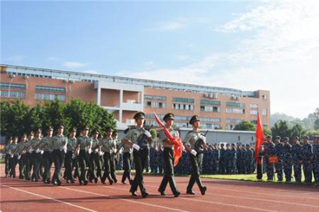2017年国防教育特色学校贵州省34所学校上榜