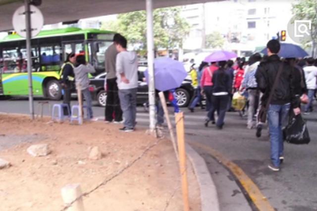 """204路公交线路优化调整 终点站调整为""""油榨街口""""站"""