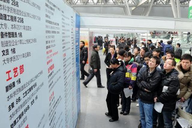 贵州17日举行大型招聘会 7000多个岗位等你来挑