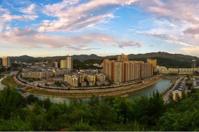 贵州建成逾百个城市综合体 新增就业30余万人
