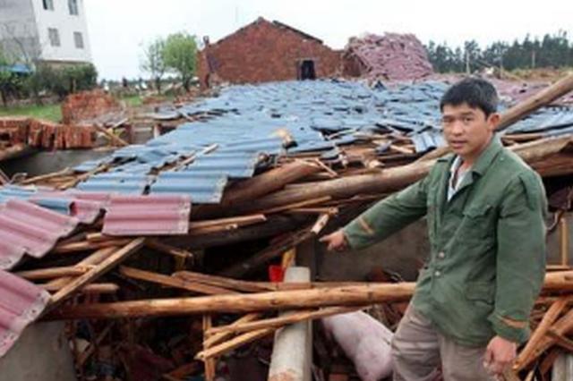 贵州10县市遭受风雹灾害 直接经济损失7223万