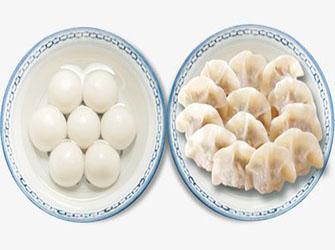 #美食调查员#【元宵节你家是吃饺子or汤圆?】