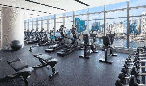 海口体育健身运动场所恢复正常开放