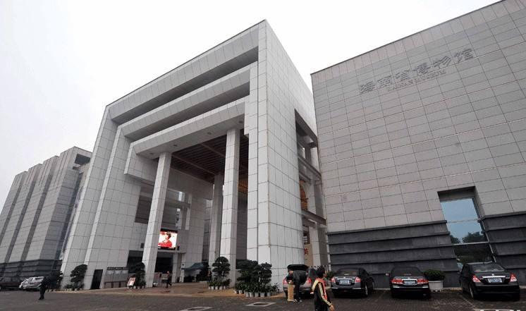 10月起海南省博物馆每逢周六夜间开放至晚上九点