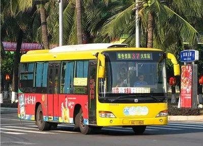 海口这3条公交线路21日起将调整 市民别坐错站