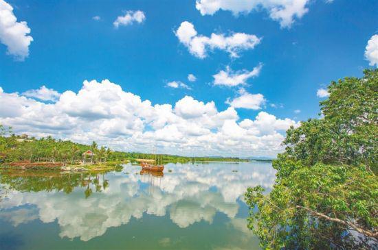 海南琼海:看乡村美景,听侨乡故事