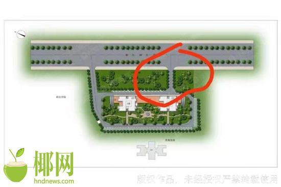 赵先生提供的项目设计图纸 大门图