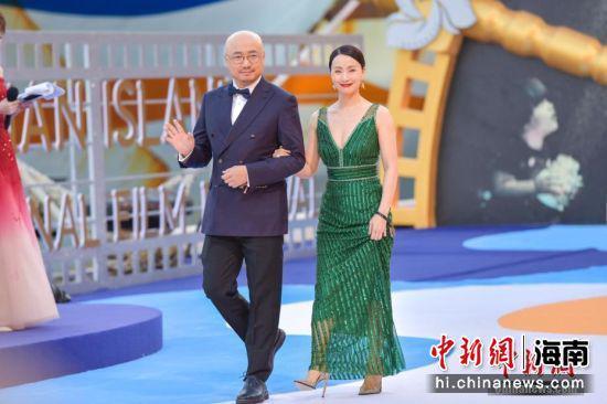 """海南电影节闭幕 """"金椰奖""""十大奖项揭晓"""