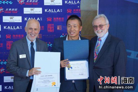 戴维斯国际电影节在好莱坞华都影视学院设立中国办事处